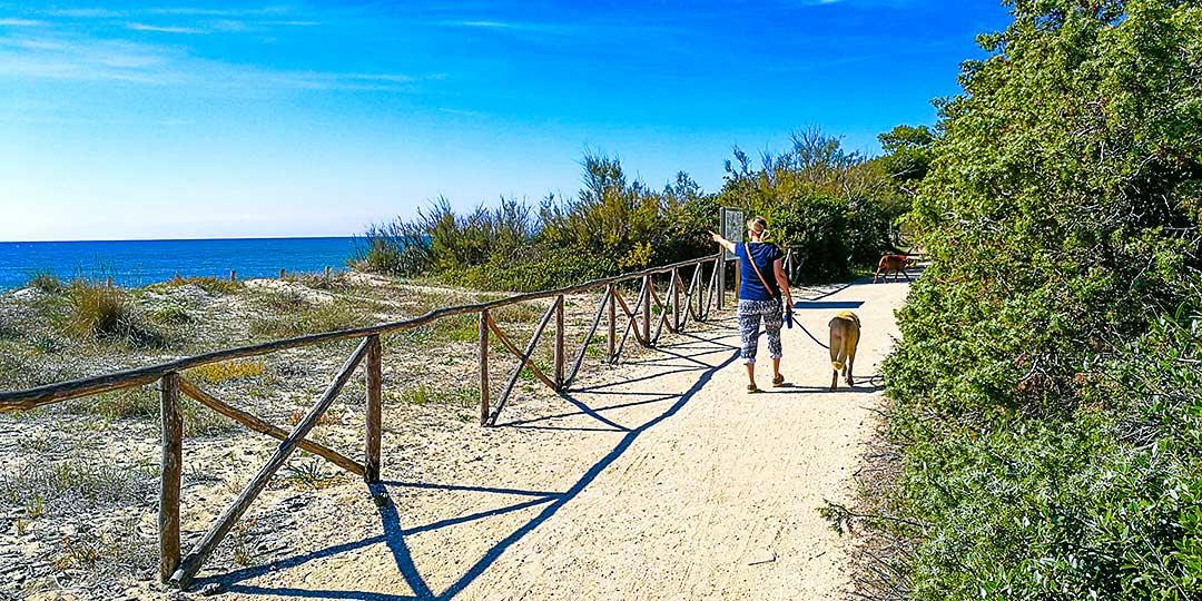 Toskana, Meer und Kultur
